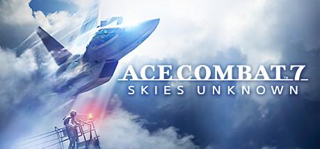 ACE COMBAT 7, Me subí al F-16 y ya no queríabajarme