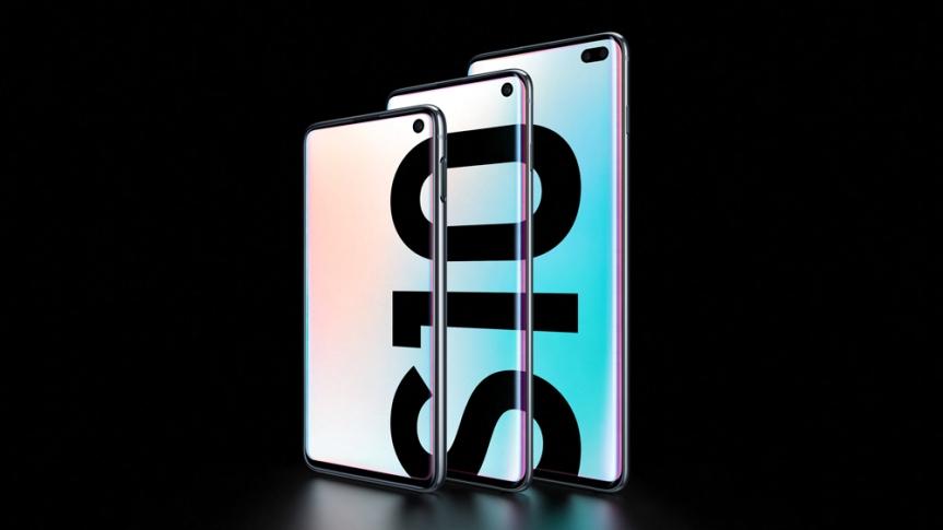 SAMSUNG Galaxy S10 Plus : La elegancia y tecnología van de lamano.