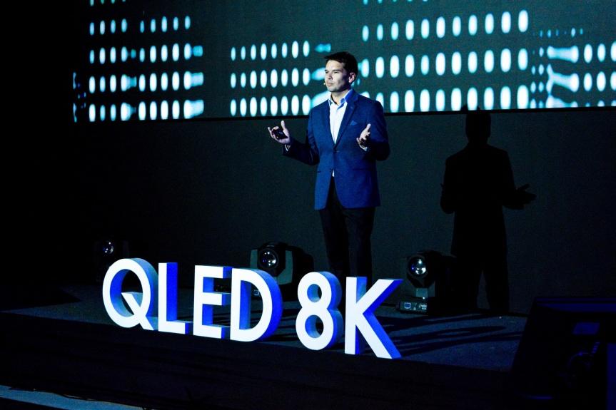 Samsung presenta los nuevos QLED 8K en Perú: Vive una auténtica experienciainmersiva