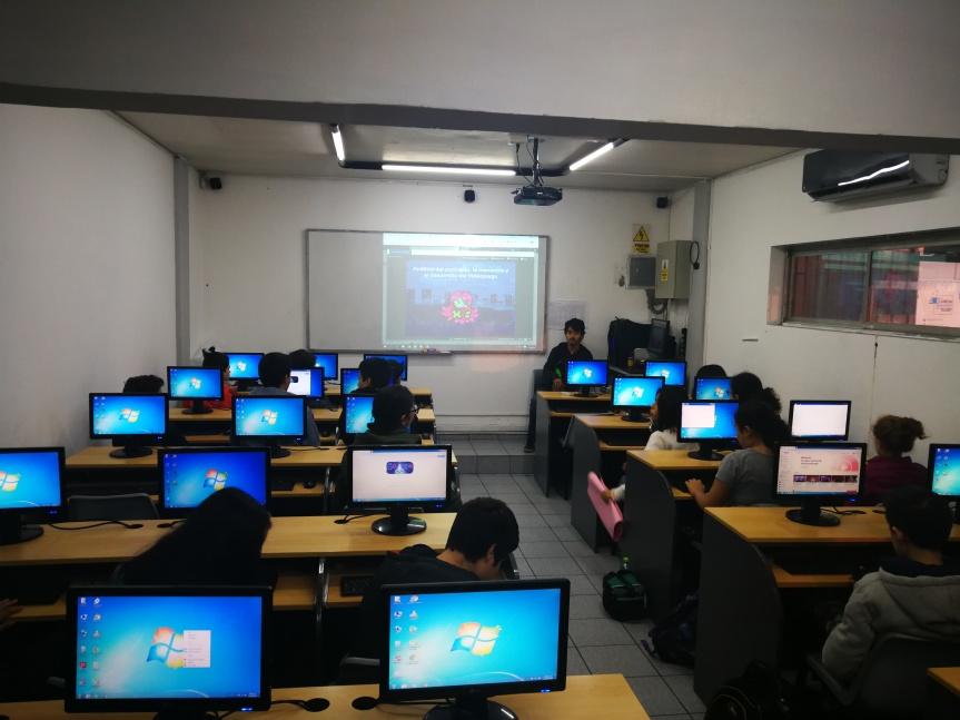 Toulouse Lautrec Inicia talleres de desarrollo de videojuegos encolegios