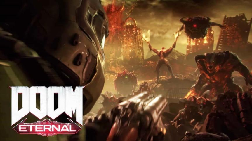 DOOM Eternal en el E3 – SimplementeAsombroso