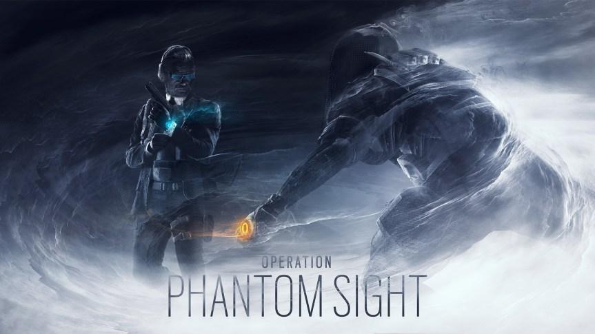 Operación Phantom Sight, veamos que nostrae!!