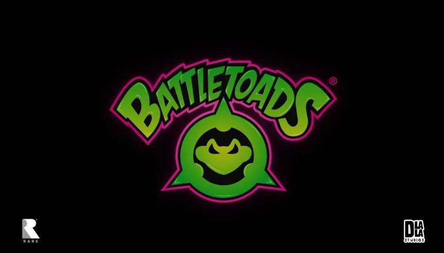 Battletoads ya tiene video con Gameplay en laE3