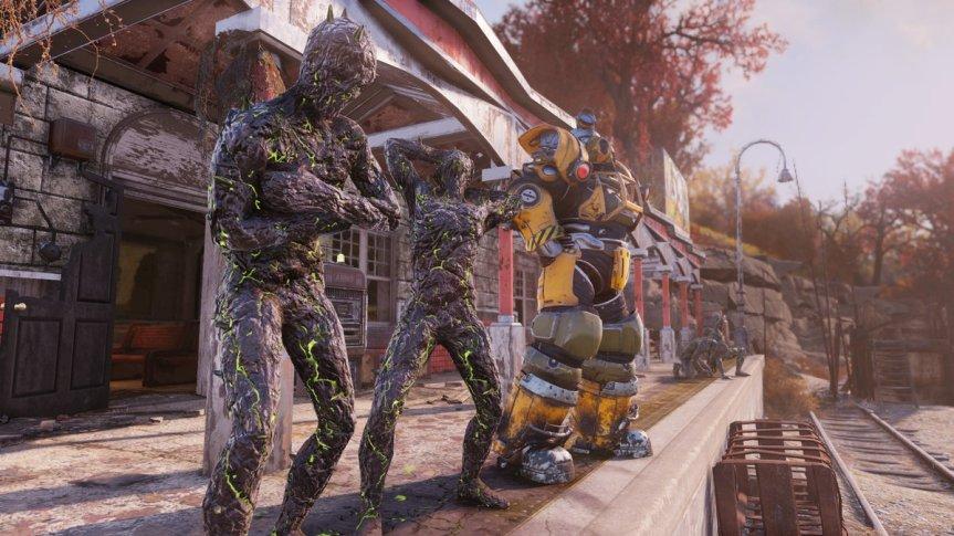 El nuevo parche de Fallout 76 rompió más cosas de las quearregló