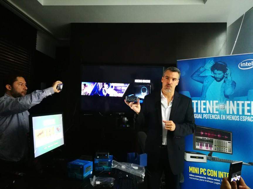 Intel® presenta en Perú las Mini PC y Kits NUC8