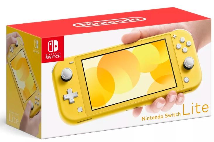Nintendo anuncia su nueva consola portátil SwitchLite
