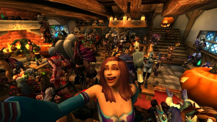 World of Warcraft tendrá Party Sync