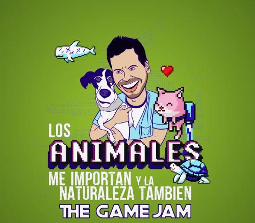 Un Game Jam con apoyo al medioambiente