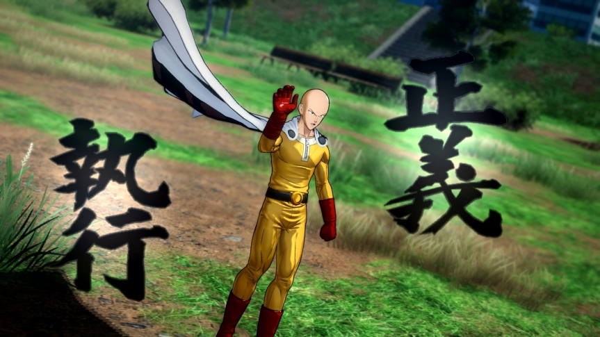 Se viene la Beta de ONE PUNCH MAN: A HERO NOBODY KNOWS