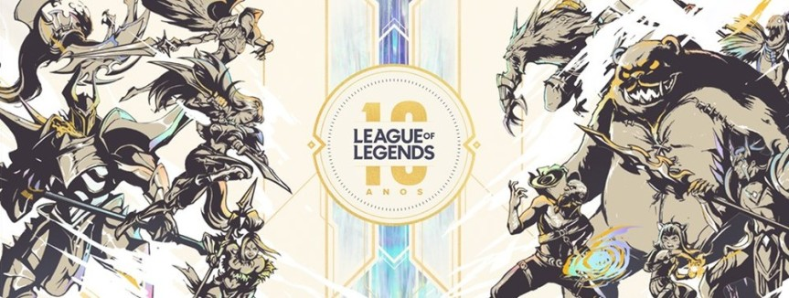 Riot Games celebra el 10.º aniversario de League of Legends  con la comunidad global