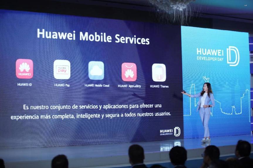 Huawei estrena su plataforma abierta en AméricaLatina