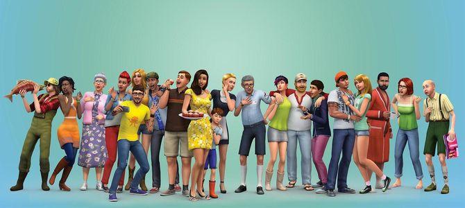 ¿Por qué juego a Los Sims4?