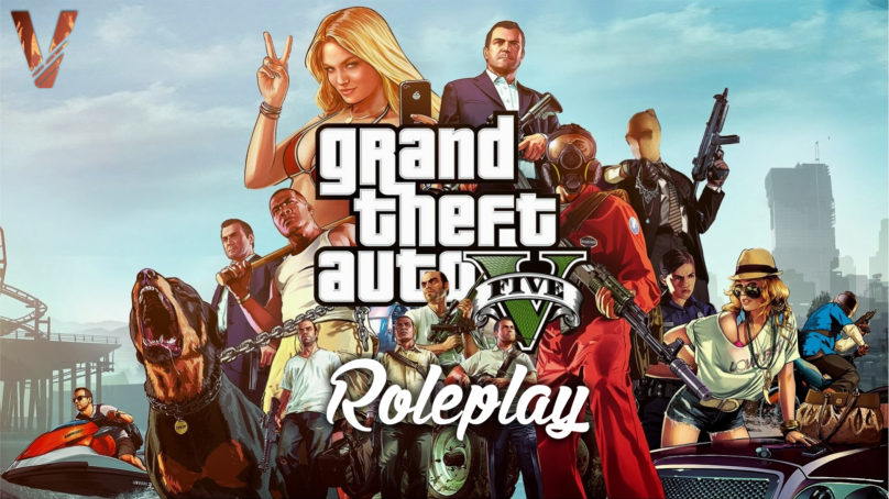GTA V y el Roleplay.