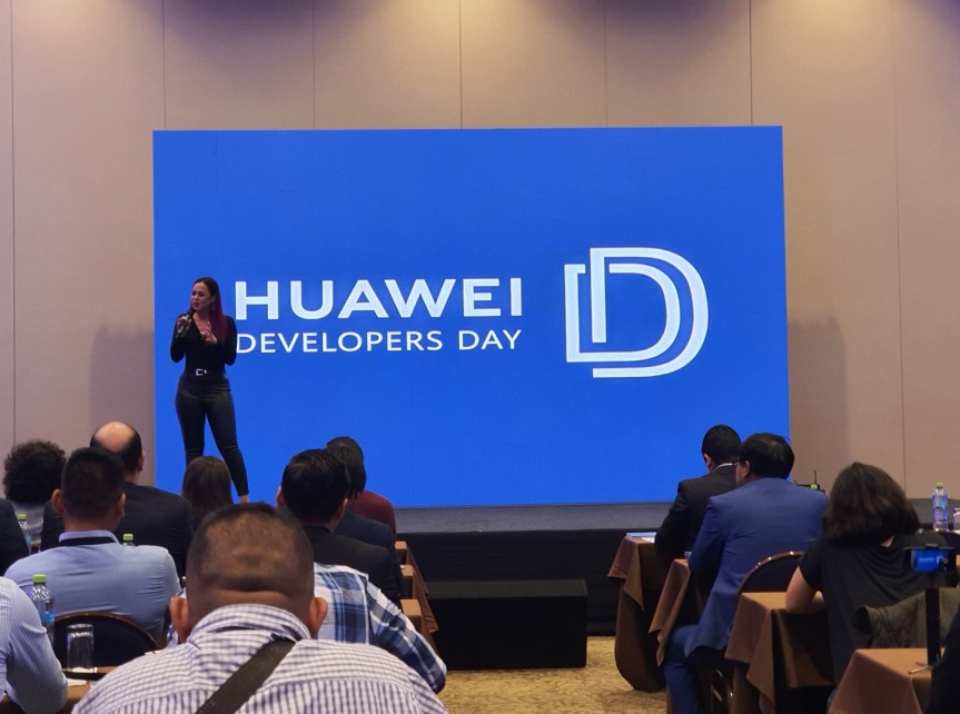 Huawei Developers Day en Perú