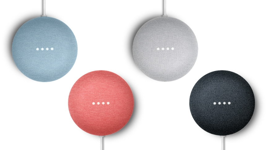 Trabaja donde te sientas más comodo con el Google HomeMini