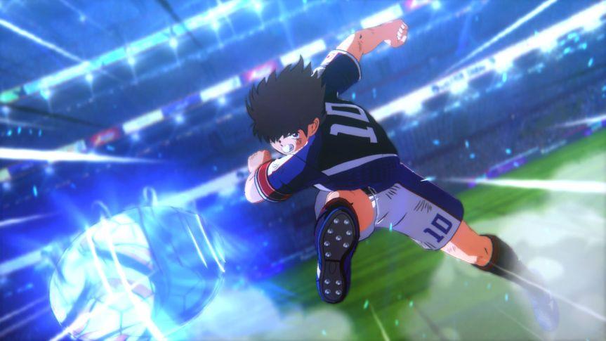 Los mundos del fútbol, el anime y los videojuegos convergen en Captain Tsubasa: Rise of NewChampions