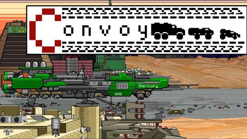 Convoy: Un juego post apocalíptico a lo MadMax