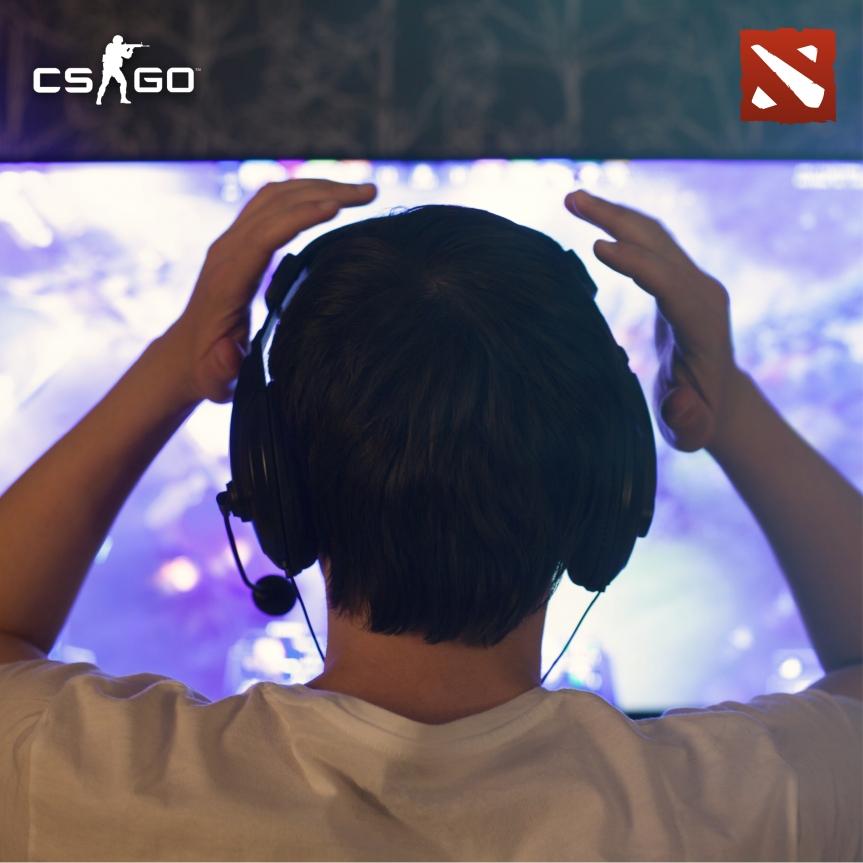 Las comunidades de Dota 2 y CS:GO son las mas toxicas enesports