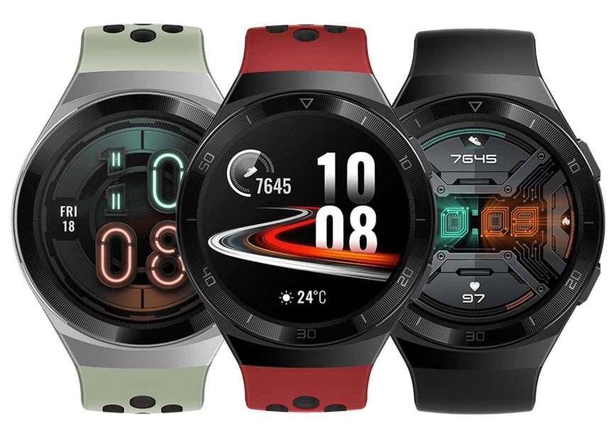 HUAWEI Watch GT 2e: Uno de los relojes inteligentes más distribuidos delmundo