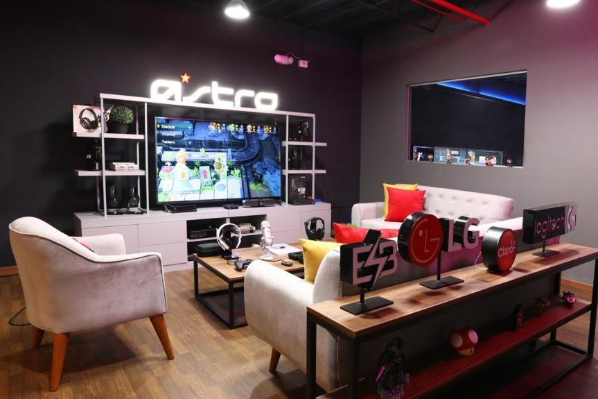CIRCUIT STREAM ROOFTOP LOGITECH: El escenario digital más vanguardista llega alPerú