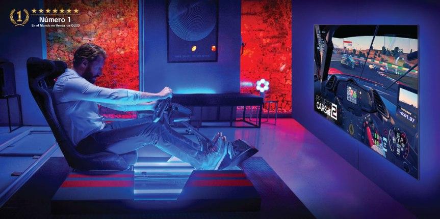 LG OLED MODELOS 2020: LA PRIMERA Y ÚNICA TV EN EL MUNDO COMPATIBLE CONG-SYNC®