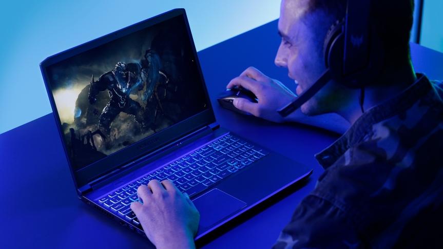 Cómo ser Pro PC Gamer: claves para entrenar byAcer