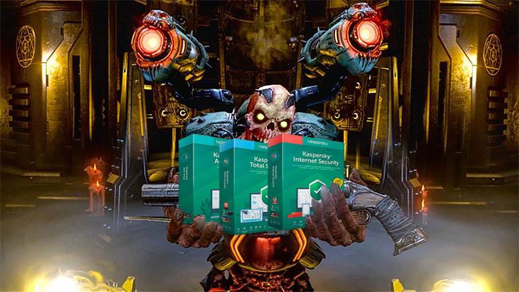 Gamer rompe el récord mundial de Doom Eternal en speedrunning con el Modo de juego deKaspersky