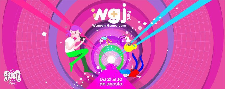 ¿Qué es el Woman GameJam?