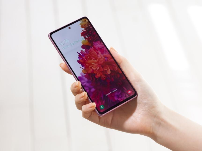 Samsung Galaxy S20 FE: los recursos favoritos de los fans de Galaxy a un precioasequible