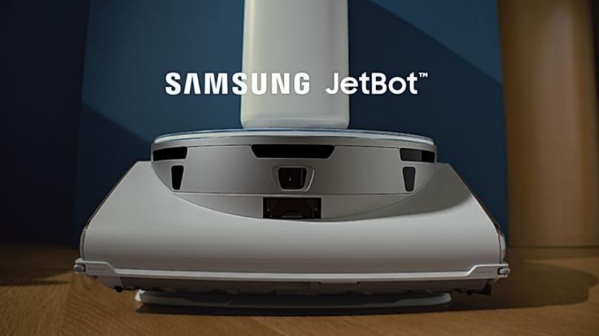 Cómo JetBot 90 AI+ de Samsung está reinventando lalimpieza