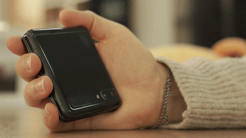 7 recursos del Galaxy Z Flip que te serán de granayuda