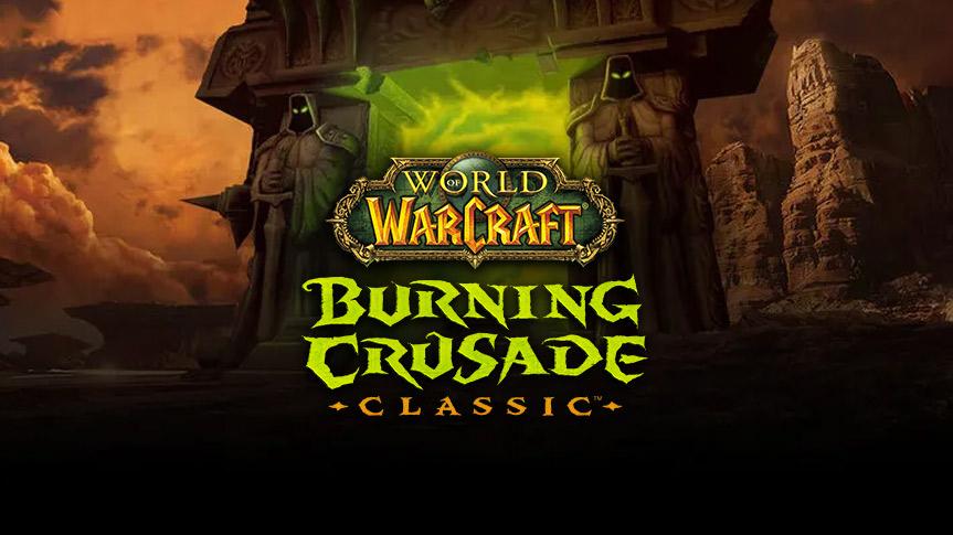 ¡World of Warcraft®: Burning Crusade Classic™ ya estádisponible!