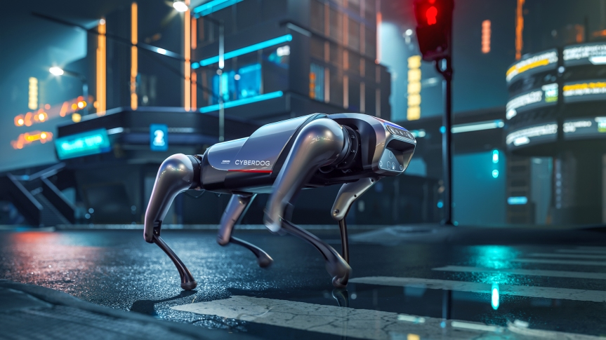 Xiaomi Lanza Cyberdog: El Nuevo Compañero Robot Cuadrúpedo De CódigoAbierto