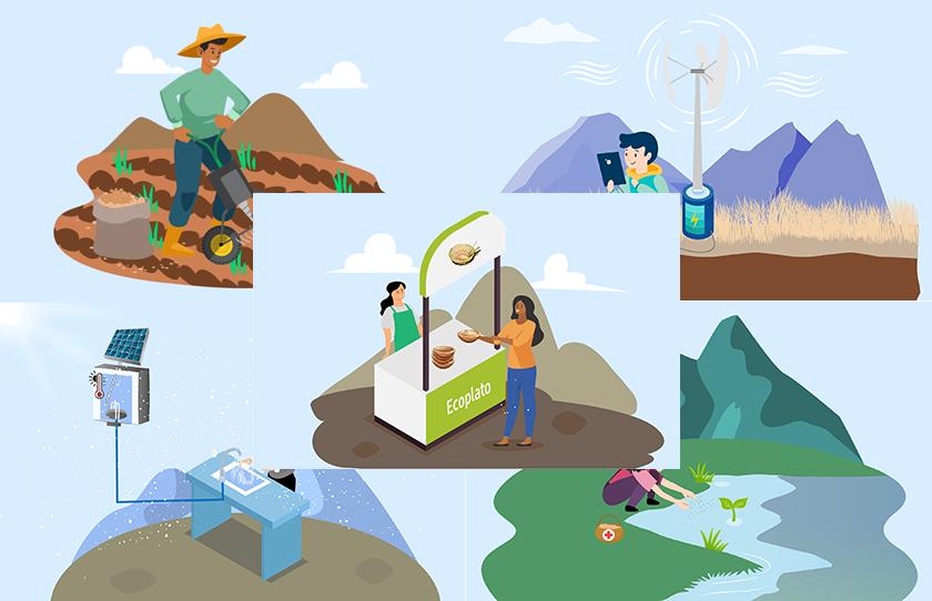Samsung anuncia a los 5 proyectos finalistas del concurso Soluciones para elFuturo