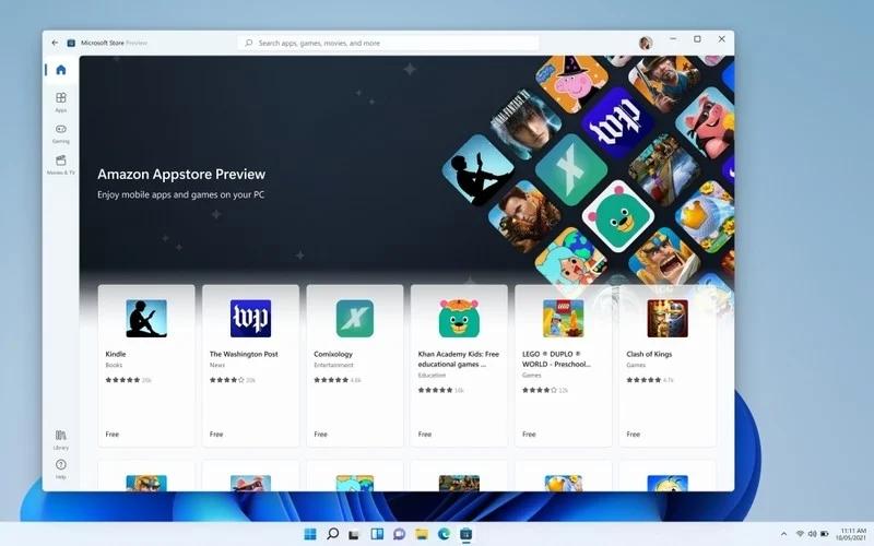 Soporte de apps de Android ya esta disponible en WindowsInsiders